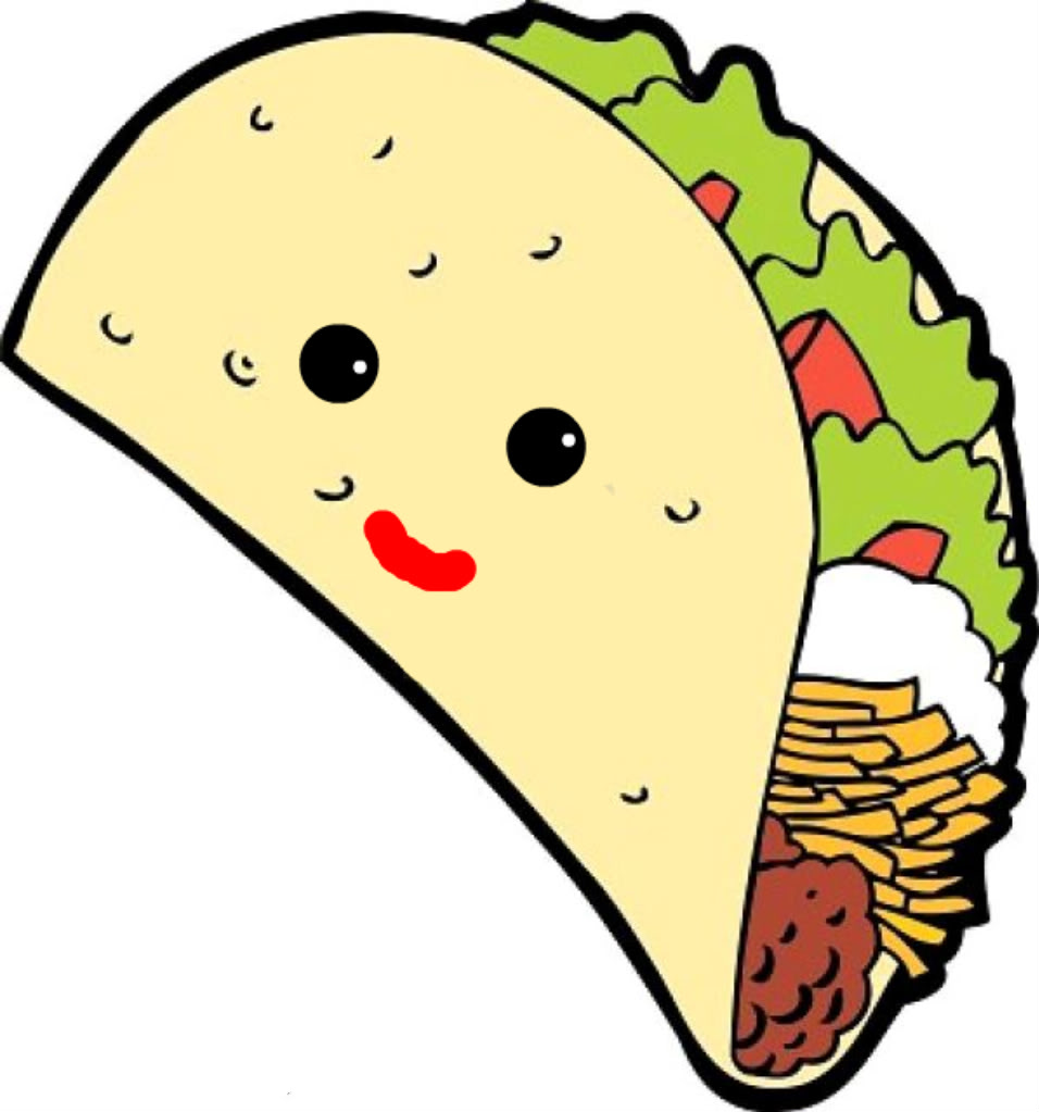 956x1023 Free Clip Art Of Tacos Clipart 7 Animated Taco Mexican
