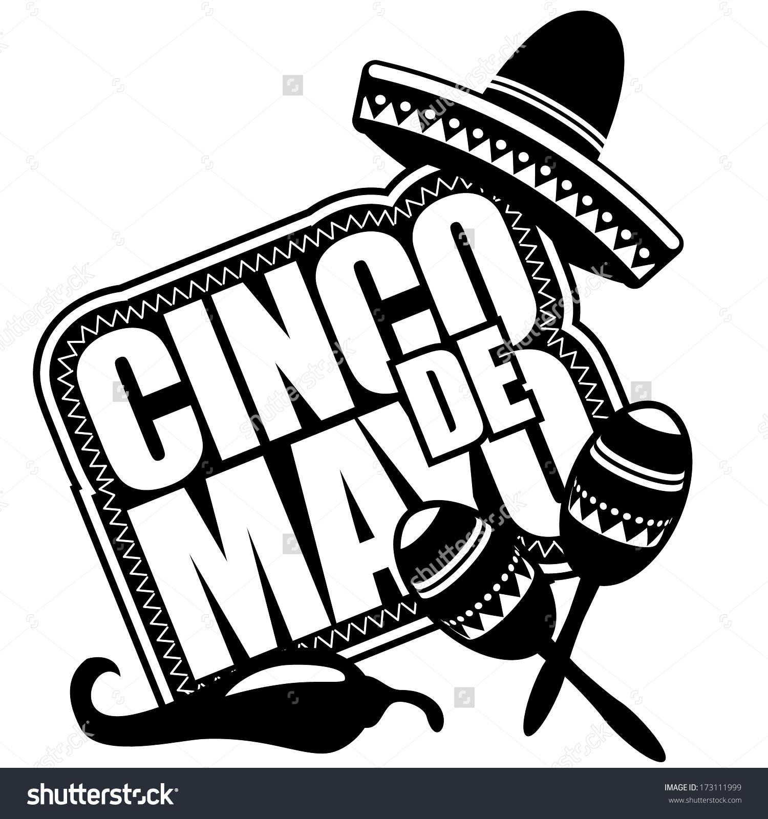 1500x1600 Clip Art Cinco De Mayo Clip Art Images