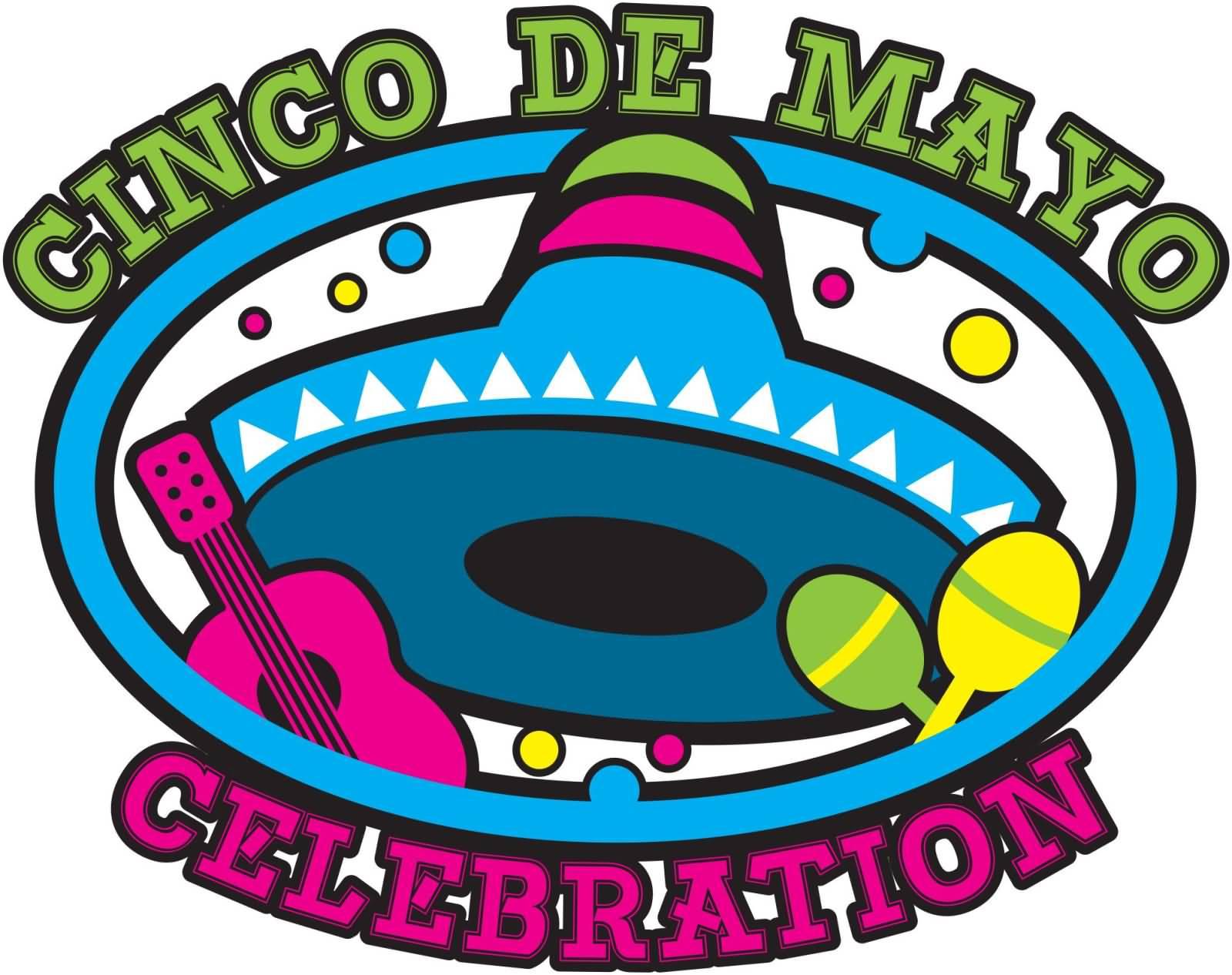 1600x1266 Cinco De Mayo Celebration Clipart