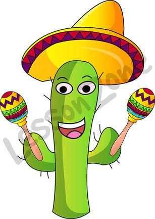 307x433 Cactus Clipart Cinco De Mayo 2698832