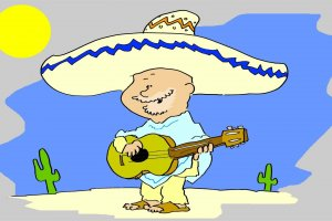300x200 Cinco De Mayo Cartoon