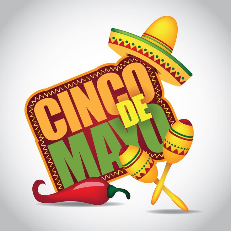 Cinco De Mayo Graphic Design