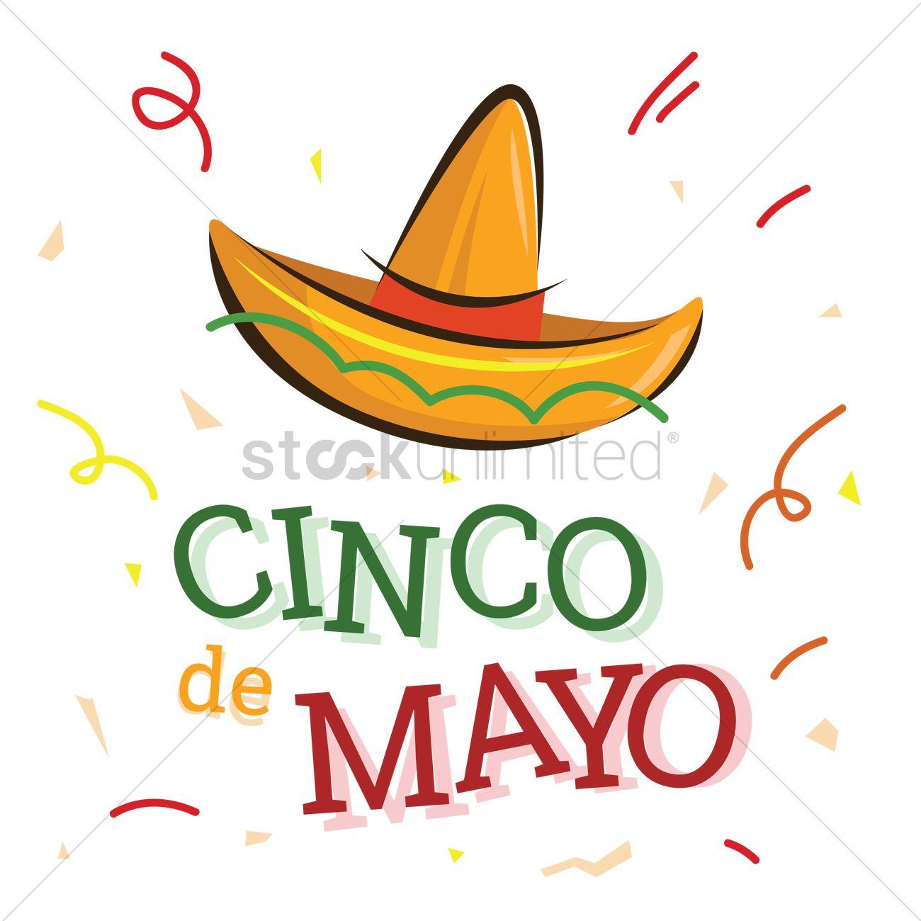 1300x1300 Cinco De Mayo Hat Design Vector Image
