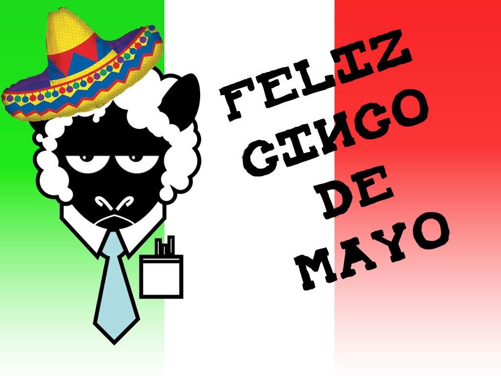 1024x768 Free Download Cinco De Mayo Powerpoint Backgrounds