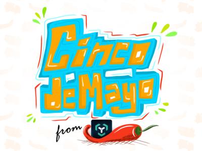 400x300 Happy Cinco De Mayo! By Alex Dogum