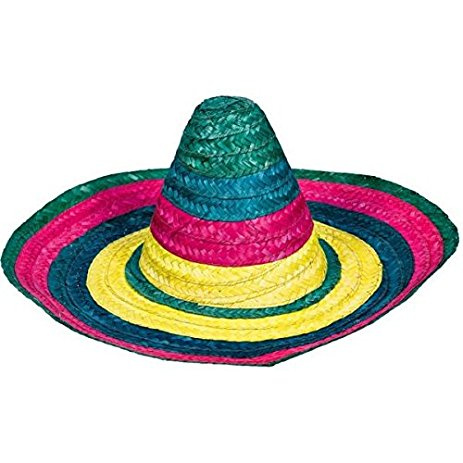 463x463 Amscan Cinco De Mayo Fiesta Party Colorful Striped