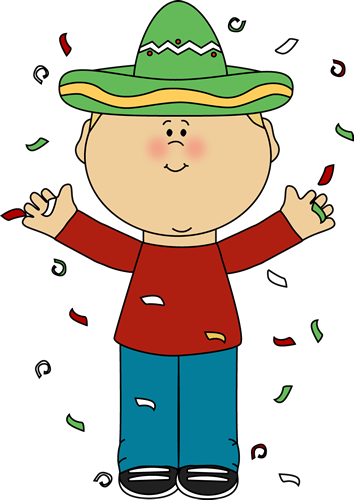 354x500 Cinco De Mayo Boy Clip Art