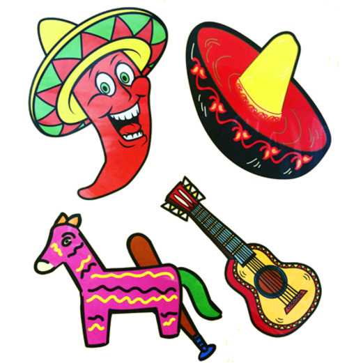 521x521 Cinco De Mayo Party Supplies