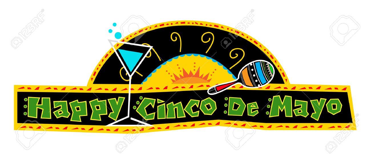 1300x542 Happy Cinco De Mayo Banner