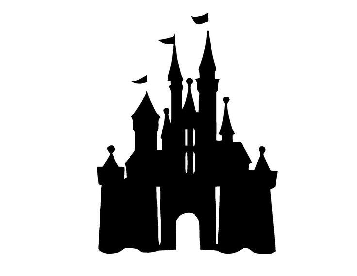 Cinderella Castle Clipart