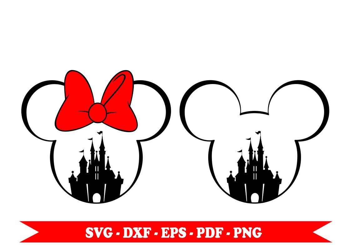 Cinderella Castle Silhouette Free Download Best