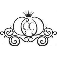 236x236 Cinderella Carriage Outline