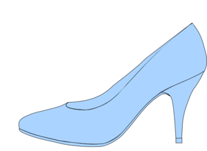 Cinderella Shoe Clipart | Free download best Cinderella ...