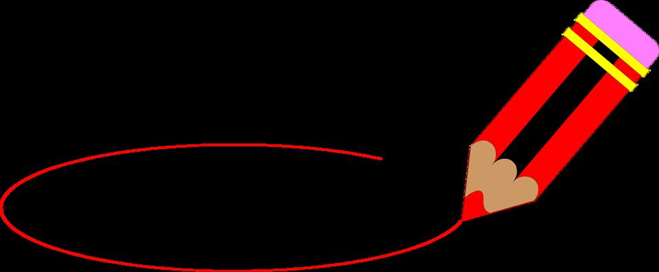 958x396 Circle Clipart Pencil Drawing