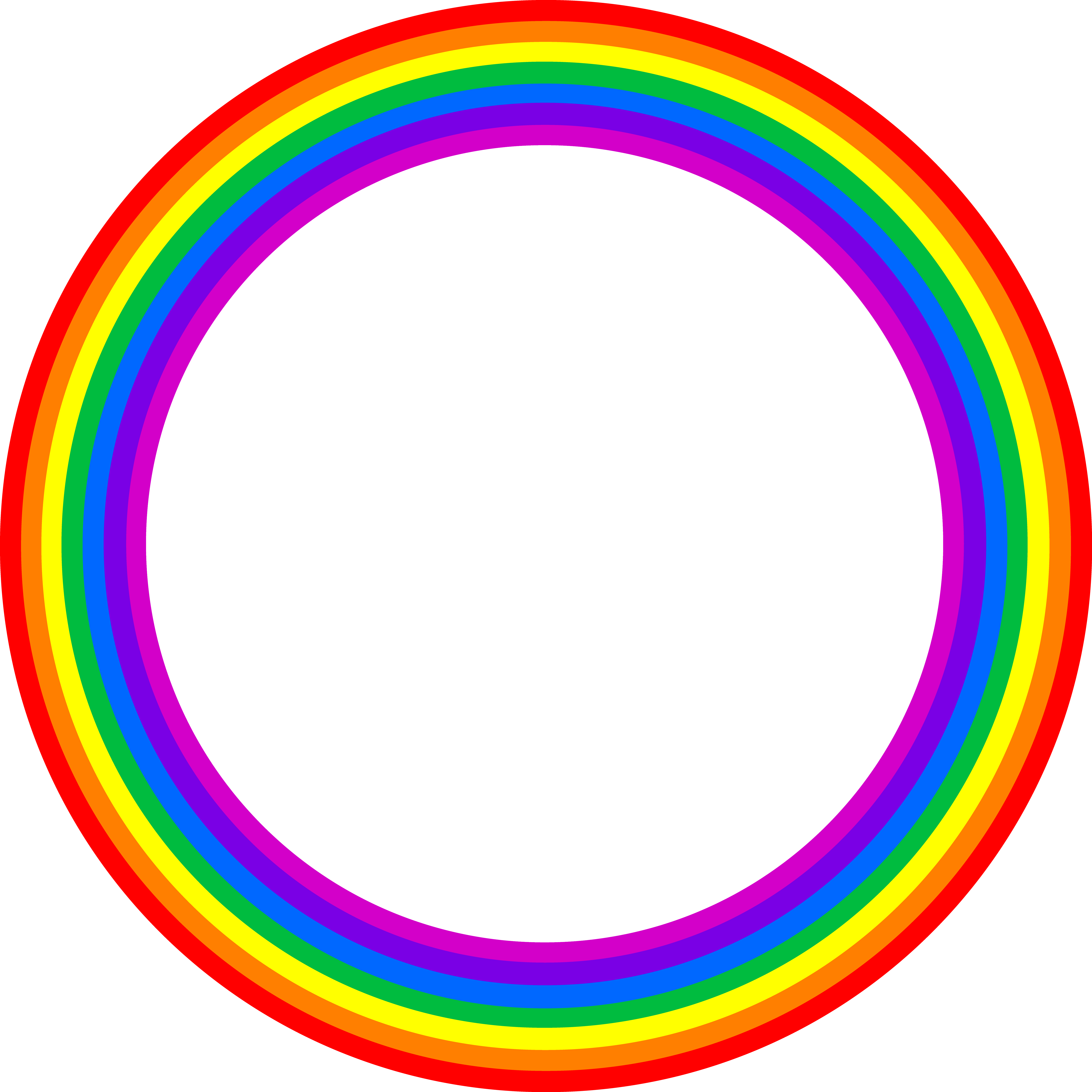 5816x5816 Full Circle Clip Art