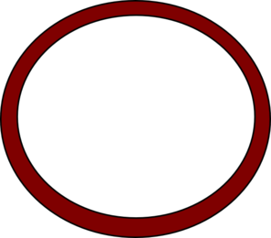 297x261 Red Circle Clip Art