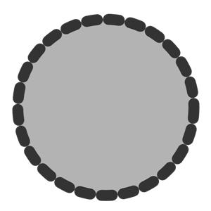 300x300 Circle Clipart Clipart Panda