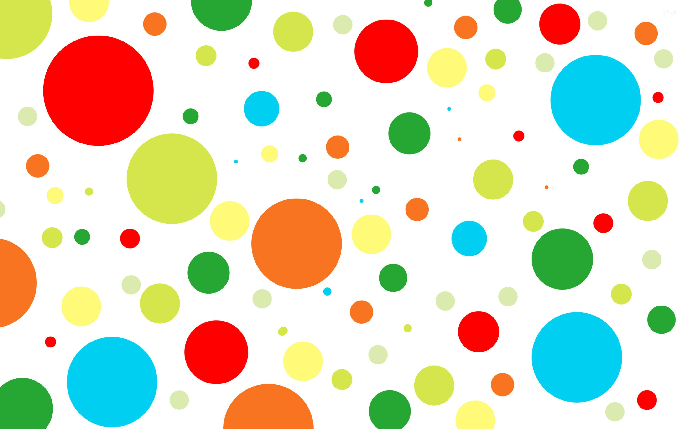 2880x1800 Circle Colors Backgrounds For Presentation