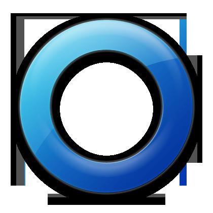 420x420 Circle In Circle Icon