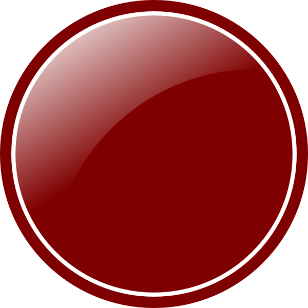 600x600 Red Circle Clip Art