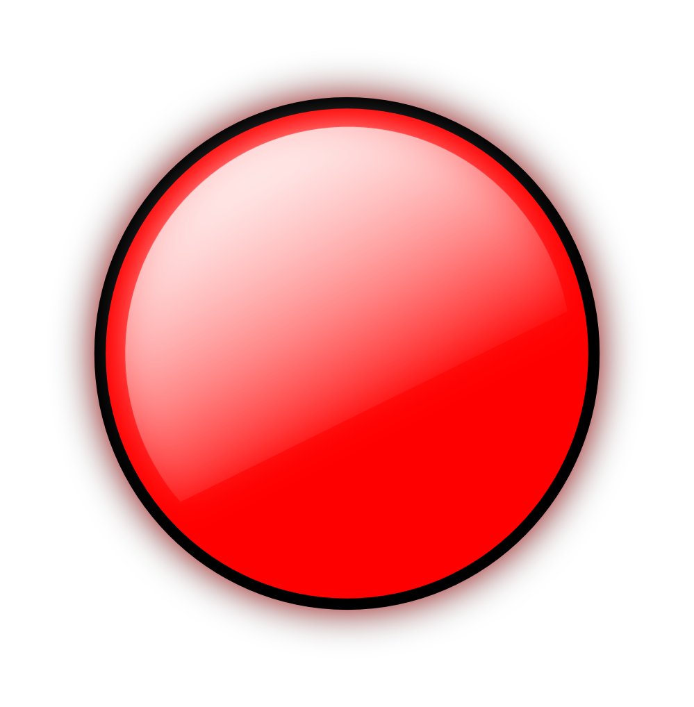 999x1018 Red Circle Clipart