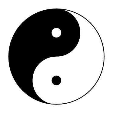 373x373 Yin And Yang Tikz Example