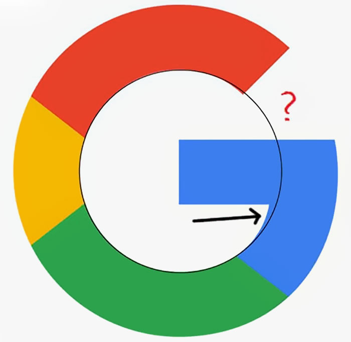 700x682 People Are Posting Google's Design