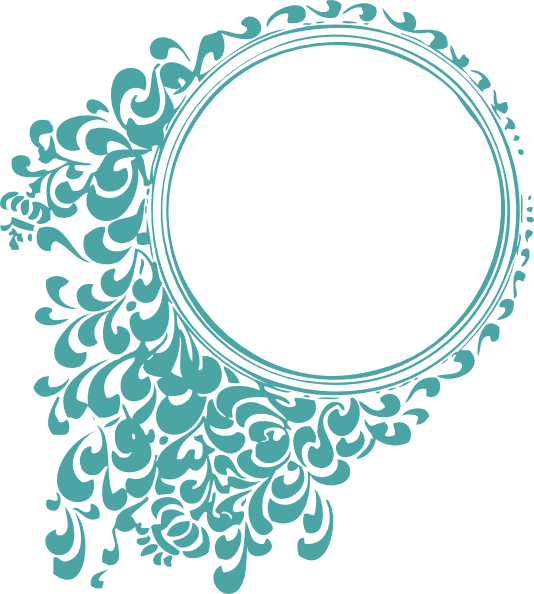 534x594 Circle Swirl Clip Art