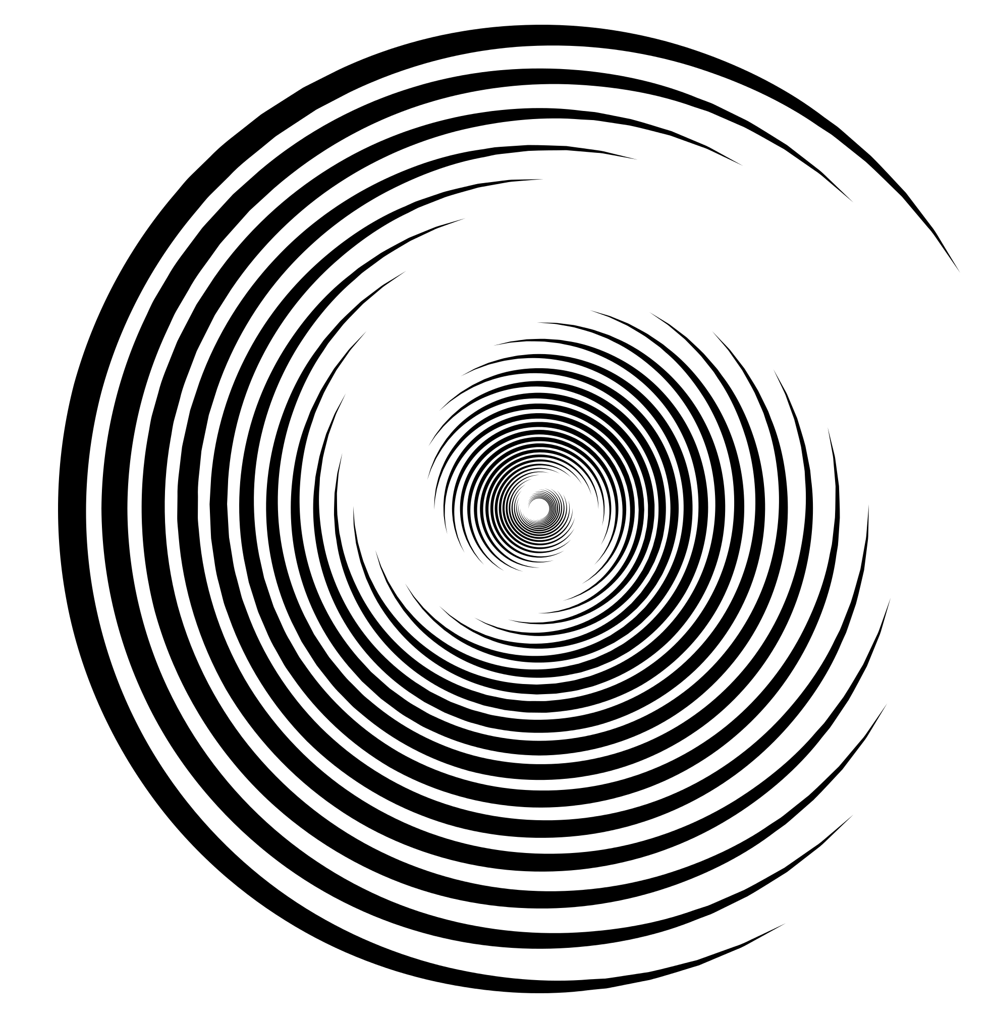 1968x2028 Circle Swirl Png Transparent Image