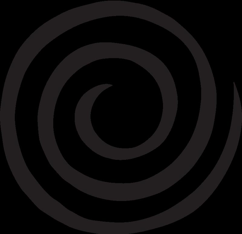 800x773 Circle Clipart Swirl