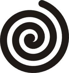 236x249 Swirl Circle Clipart