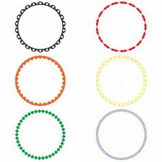 Circles Clipart