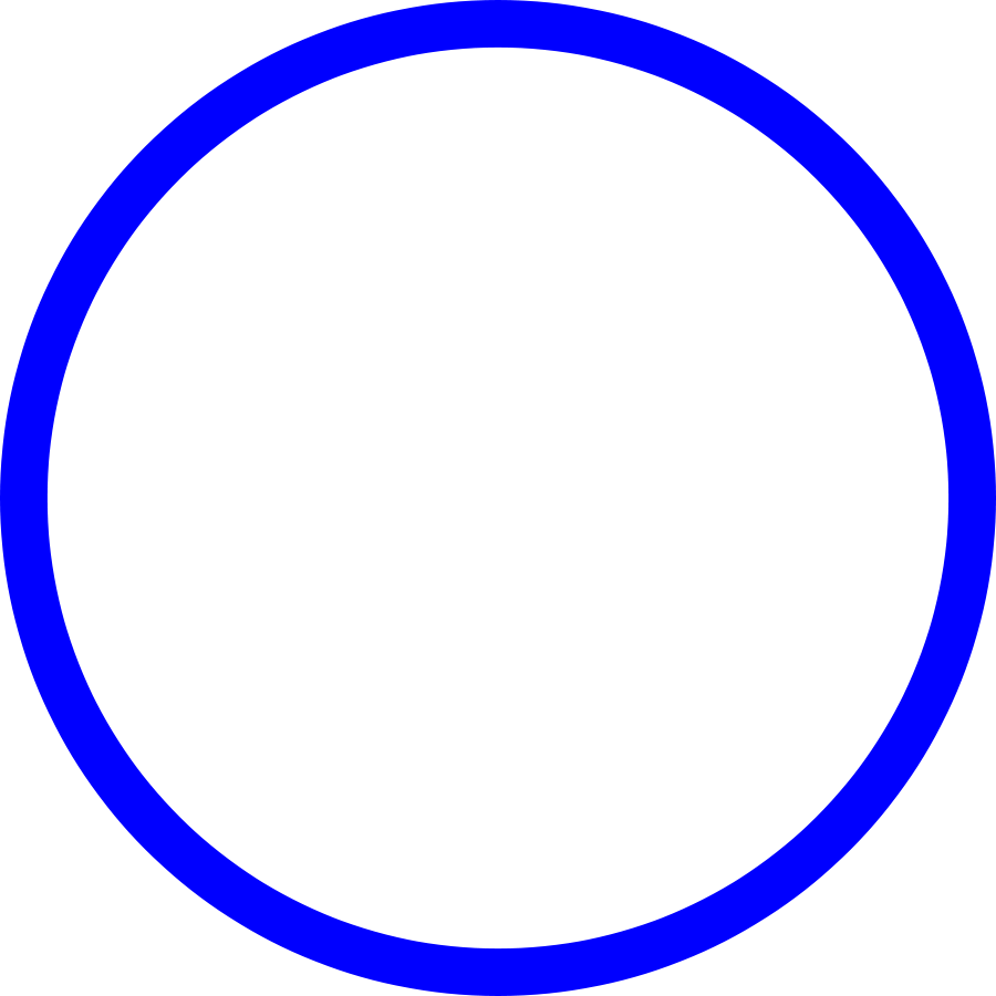 900x900 Circle Ring Cliparts#191426