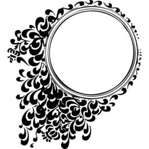 300x300 Dark Circles Clipart