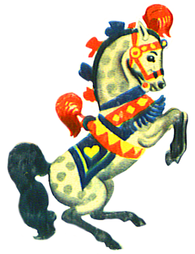 282x367 Circus Horse Drawings Use These Free Images For Your Websites