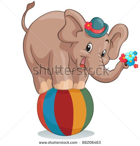 450x470 Elephant Clip Art Free Vector In Open Office Drawing Svg ( Svg