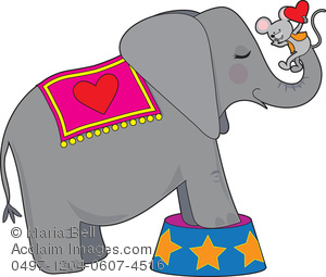 300x255 Circus Animals Clipart Images And Stock Photos Acclaim Images