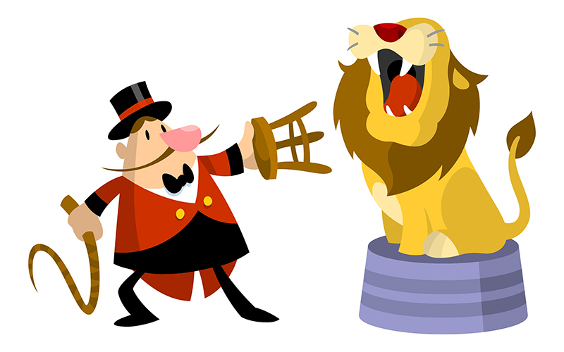 800x500 Animals Clipart Circus Lion Clipart Gallery ~ Free Clipart Images