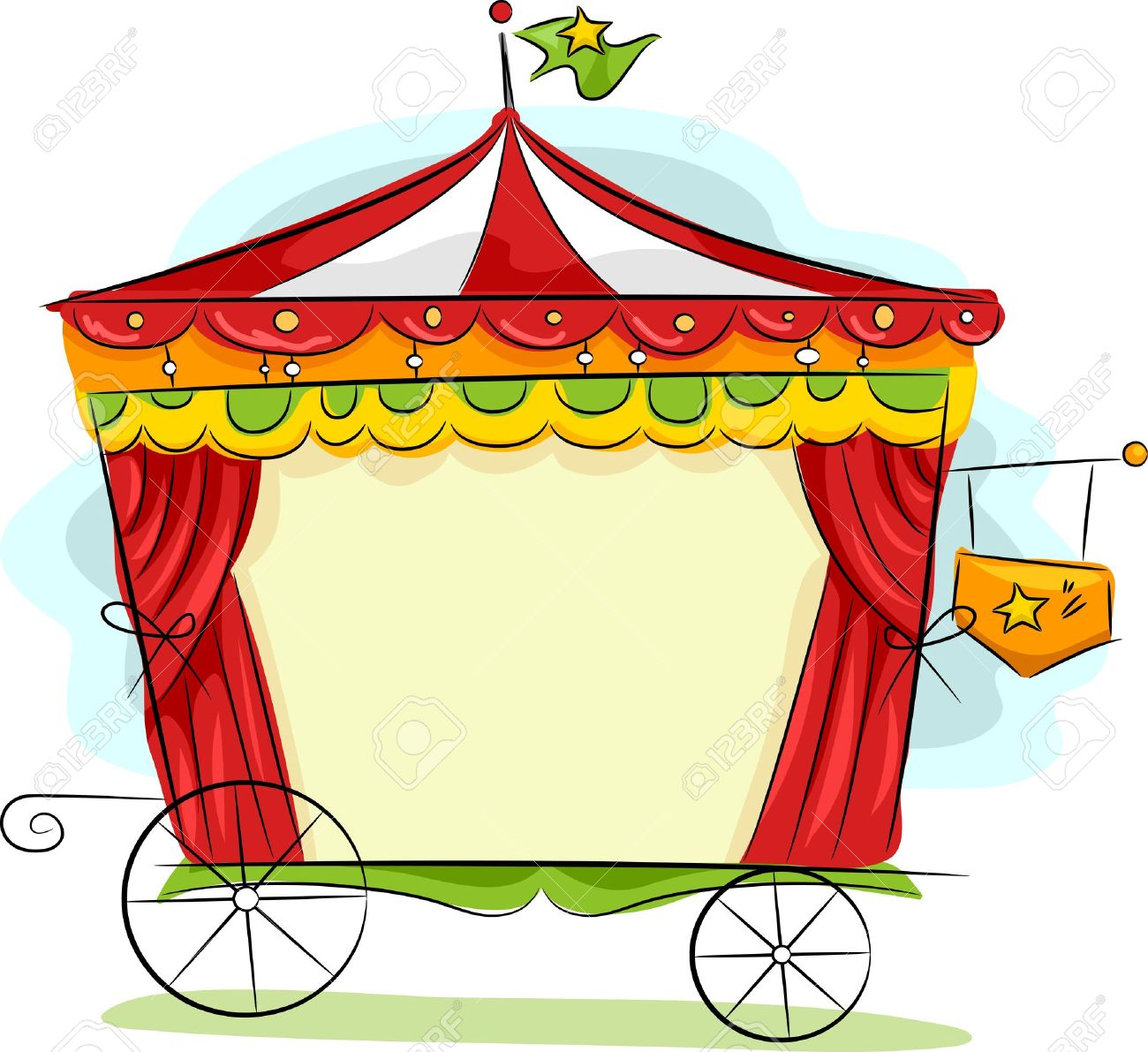 1300x1191 Cage Clipart Circus Animal