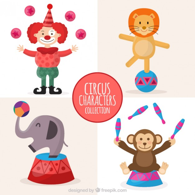 626x626 Circus Animals Vectors, Photos And Psd Files Free Download