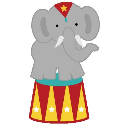 432x432 Elephant Seal Clipart Circus