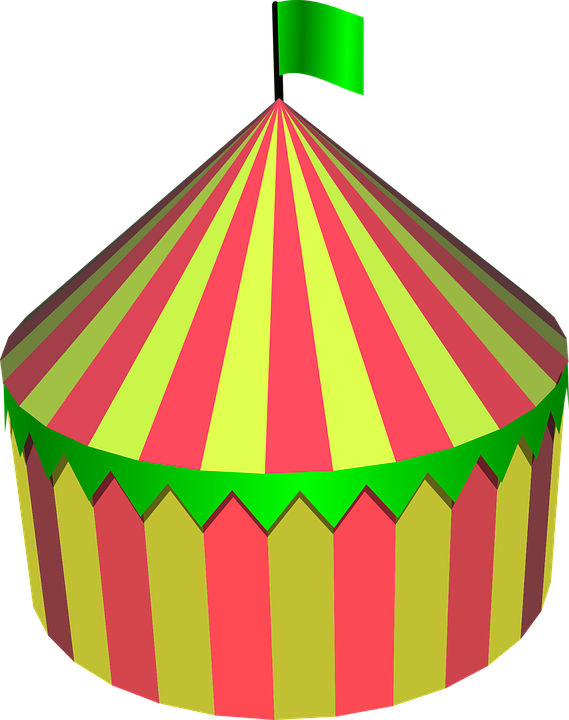 Circus Clipart Free | Free download on ClipArtMag