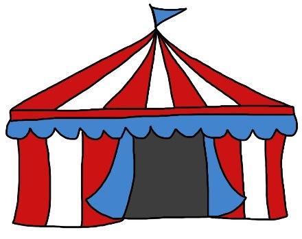 440x348 Circus Clipart Circus Tent