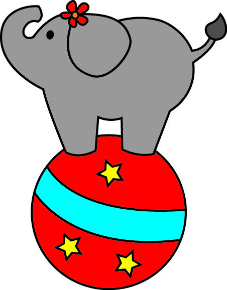 452x578 Graphics For Circus Dumbo Graphics