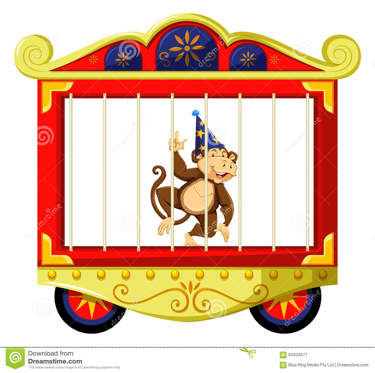 1300x1293 Cage Clipart Circus
