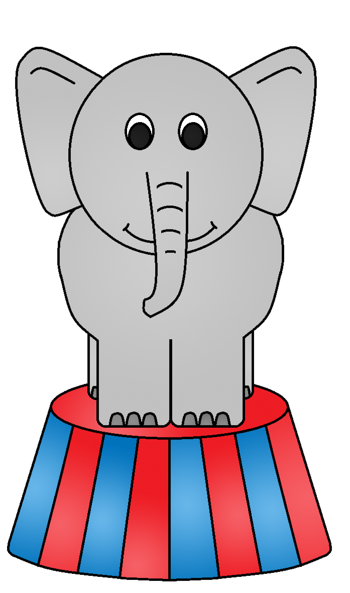 697x1180 Circus Clipart Transparent