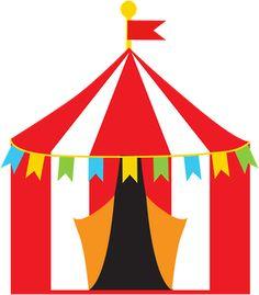 236x269 Tent Clipart Circus Theme