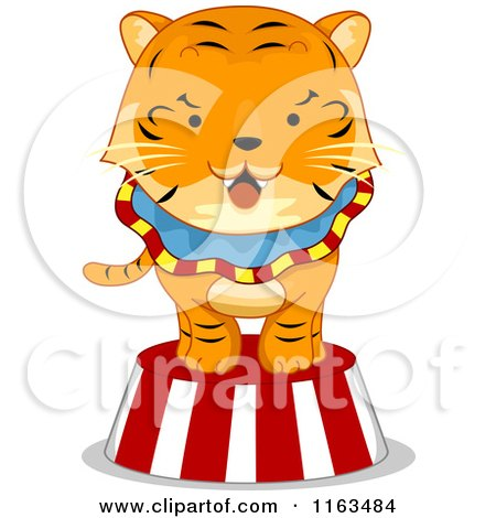 450x470 Tiger Circus Clipart, Explore Pictures