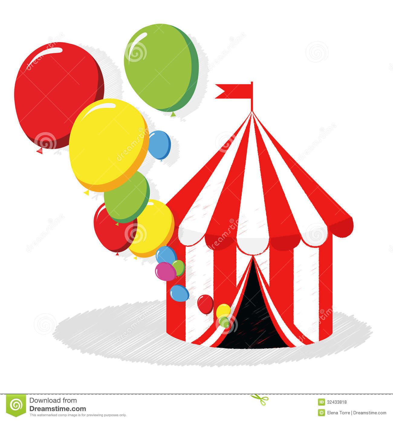 1300x1390 Balloon Clipart Circus