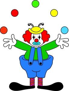 229x300 Clown Clip Art Many Interesting Cliparts